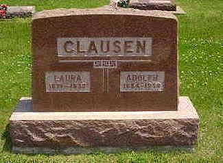BELL CLAUSEN, LAURA - Jasper County, Iowa | LAURA BELL CLAUSEN