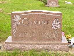 CLEMENT, CARL LIND - Jasper County, Iowa | CARL LIND CLEMENT