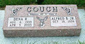 COUCH, DENA RUTH - Jasper County, Iowa | DENA RUTH COUCH