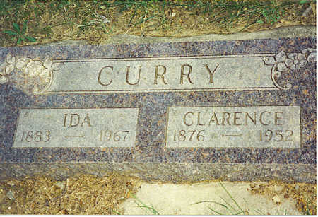 FLEMING CURRY, IDA - Jasper County, Iowa | IDA FLEMING CURRY
