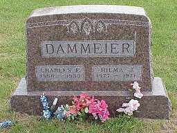 LIND DAMMEIER, HILMA - Jasper County, Iowa | HILMA LIND DAMMEIER