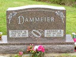 DAMMEIER, EVELYN - Jasper County, Iowa | EVELYN DAMMEIER