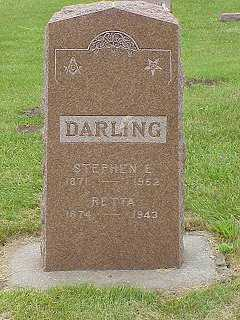 DARLING, STEPHEN E. - Jasper County, Iowa | STEPHEN E. DARLING