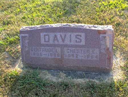 DAVIS, CHESTER - Jasper County, Iowa | CHESTER DAVIS