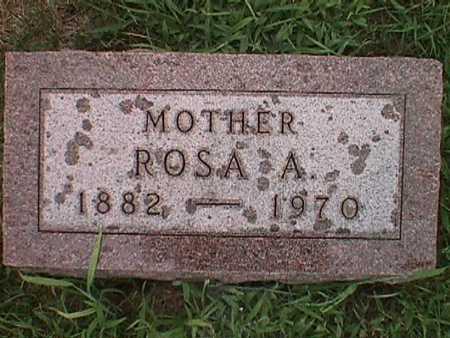 WEIDEMAN DEPENNING, ROSA ANNA - Jasper County, Iowa | ROSA ANNA WEIDEMAN DEPENNING
