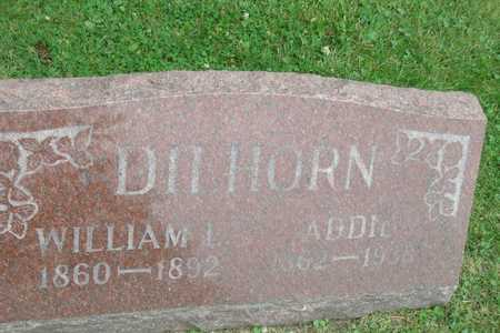 DILLHORN, WILLIAM - Jasper County, Iowa | WILLIAM DILLHORN