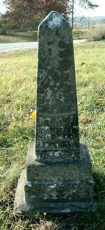 DITSLER, ARTHUR I. - Jasper County, Iowa | ARTHUR I. DITSLER
