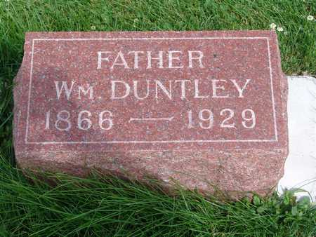DUNTLEY, WILLIAM - Jasper County, Iowa | WILLIAM DUNTLEY