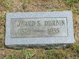 DURBIN, HOWARD S. - Jasper County, Iowa | HOWARD S. DURBIN