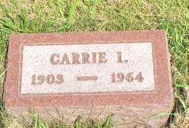 ENGLE, CARRIE I. - Jasper County, Iowa | CARRIE I. ENGLE