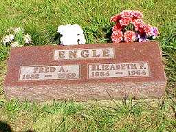 ENGLE, FRED - Jasper County, Iowa | FRED ENGLE
