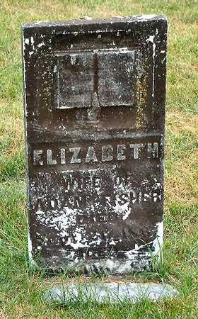 FISHER, ELIZABETH - Jasper County, Iowa | ELIZABETH FISHER