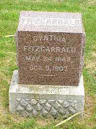 PARKS FITZGARRALD, CYNTHIA - Jasper County, Iowa | CYNTHIA PARKS FITZGARRALD