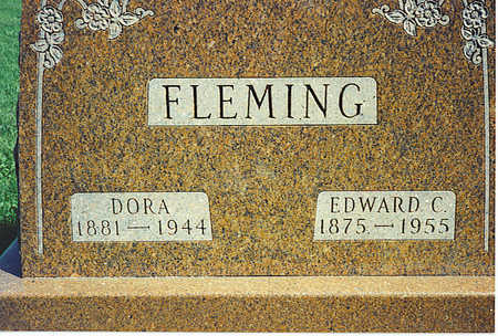FLEMING, EDWARD - Jasper County, Iowa | EDWARD FLEMING