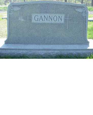 GANNON, FAMILY - Jasper County, Iowa | FAMILY GANNON