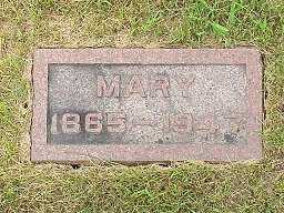 GRIEBEL, MARY - Jasper County, Iowa | MARY GRIEBEL