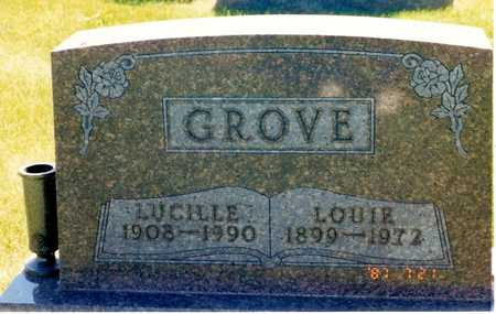 GROVE, LOUIE - Jasper County, Iowa | LOUIE GROVE