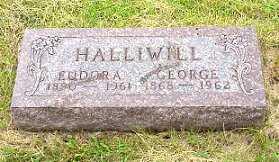 HALLIWILL, GEORGE - Jasper County, Iowa | GEORGE HALLIWILL
