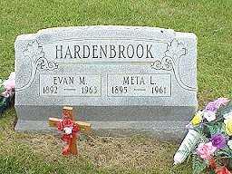 HARDENBROOK, MITA LENA - Jasper County, Iowa | MITA LENA HARDENBROOK