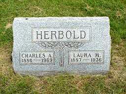 HERBOLD, CHARLES ALBERT - Jasper County, Iowa | CHARLES ALBERT HERBOLD