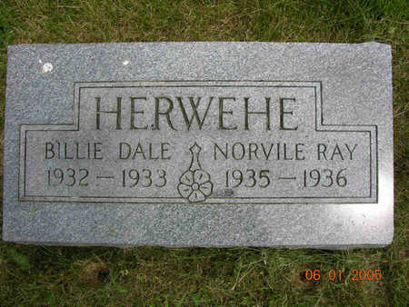 HERWEHE, BILLY DALE - Jasper County, Iowa | BILLY DALE HERWEHE