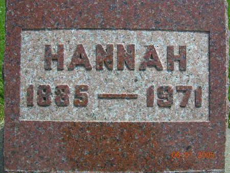 HERWEHE, HANNAH - Jasper County, Iowa | HANNAH HERWEHE