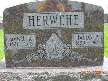 HERWEHE, JACOB PHILIP - Jasper County, Iowa | JACOB PHILIP HERWEHE