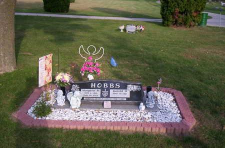 HOBBS, MARGARET M. - Jasper County, Iowa | MARGARET M. HOBBS