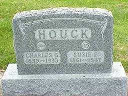 HOUCK, SUSIE ELIZABETH - Jasper County, Iowa | SUSIE ELIZABETH HOUCK