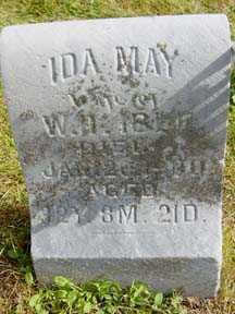 IBLE, IDA MAY - Jasper County, Iowa | IDA MAY IBLE