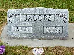 JACOBS, ROLAND LEE - Jasper County, Iowa | ROLAND LEE JACOBS