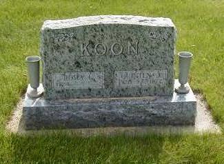 GAUCH KOON, ROMA - Jasper County, Iowa | ROMA GAUCH KOON