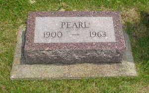 LANPHEIR, PEARL - Jasper County, Iowa | PEARL LANPHEIR