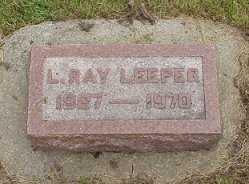 LEEPER, LOREN RAY - Jasper County, Iowa | LOREN RAY LEEPER