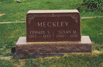 CURRY MECKLEY, SUSAN - Jasper County, Iowa | SUSAN CURRY MECKLEY