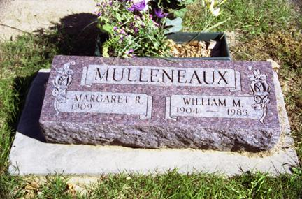 MULLENEAUX, WILLIAM MARION - Jasper County, Iowa | WILLIAM MARION MULLENEAUX