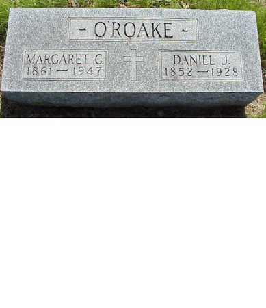O'ROAKE, DANIEL J. - Jasper County, Iowa | DANIEL J. O'ROAKE