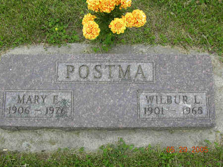 RAMAGE POSTMA, MARY E. - Jasper County, Iowa | MARY E. RAMAGE POSTMA
