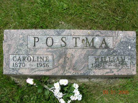 POSTMA, CAROLINE - Jasper County, Iowa | CAROLINE POSTMA