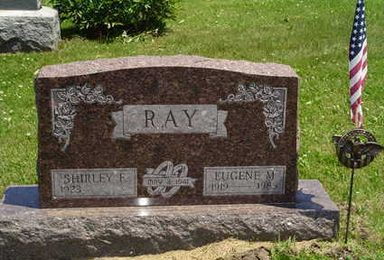 RAY, EUGENE - Jasper County, Iowa | EUGENE RAY