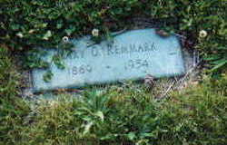 REMMARK, MARY - Jasper County, Iowa | MARY REMMARK