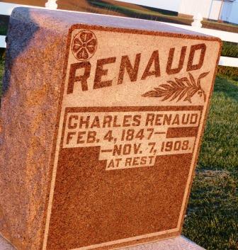 RENAUD, CHARLES - Jasper County, Iowa | CHARLES RENAUD