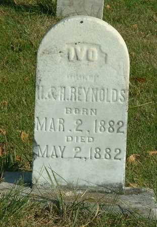 REYNOLDS, IVO - Jasper County, Iowa | IVO REYNOLDS