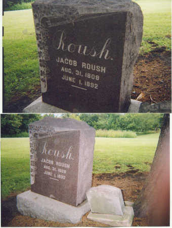 ROUSH, JACOB - Jasper County, Iowa | JACOB ROUSH