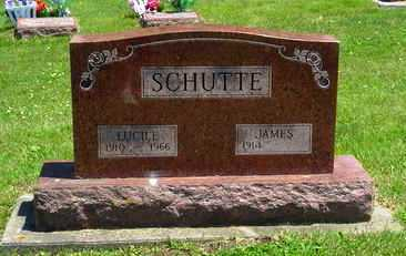 SCHUTTE, JAMES - Jasper County, Iowa | JAMES SCHUTTE