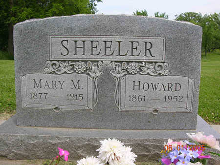 BIGLEY SHEELER, MARY M. - Jasper County, Iowa | MARY M. BIGLEY SHEELER