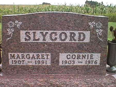 AWTRY SLYCORD, MARGARET LUCILLE - Jasper County, Iowa | MARGARET LUCILLE AWTRY SLYCORD