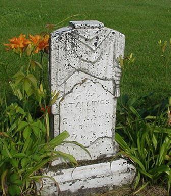 STALLINGS, WESLEY - Jasper County, Iowa | WESLEY STALLINGS