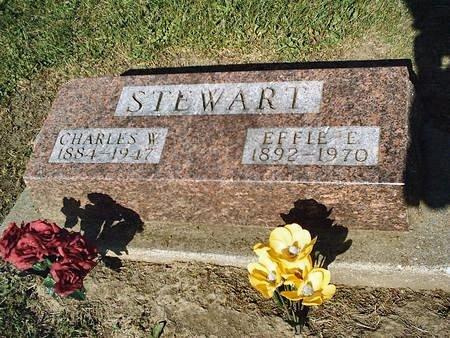 STEWART, EFFIE E. - Jasper County, Iowa | EFFIE E. STEWART