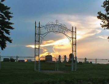 SUGAR GROVE (METZ), CEMETERY - Jasper County, Iowa | CEMETERY SUGAR GROVE (METZ)